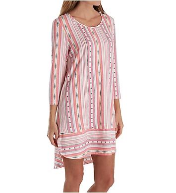 Jockey Sleepwear The Brunch Club 3/4 Sleeve Sleepshirt