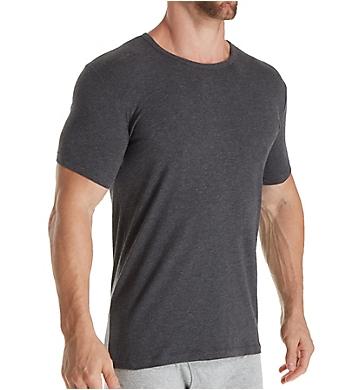 JOE's Jeans Underwear Cotton Stretch Modern Crew Neck T-Shirts - 2 Pack