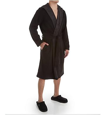 JOE's Jeans Underwear Rest Assured  Hooded Shawl Collar Robe
