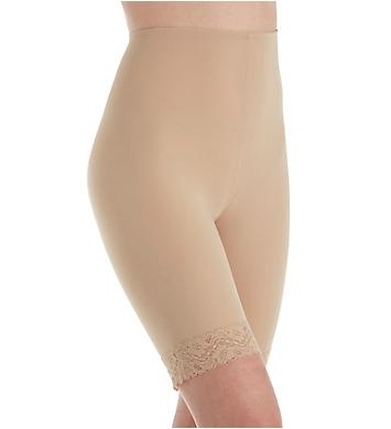 Jones New York Lace Shapewear Tummy Control Thigh Slimmer