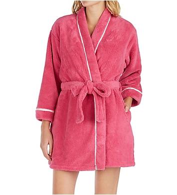 Kate Spade New York Plush Short Robe