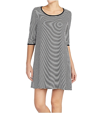 Kate Spade New York Stripe Sleepshirt