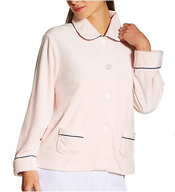 KayAnna Ultra Soft Velour Bed Jacket