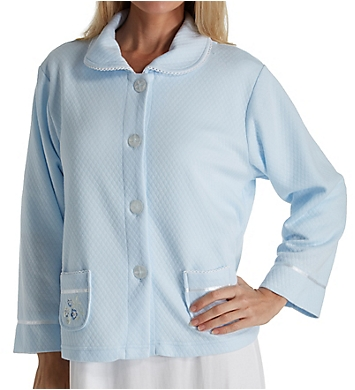 KayAnna Soft Quilt Bed Jacket