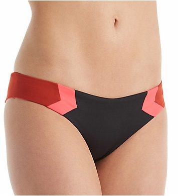 L Space Color Block Barracuda Hipster Brief Swim Bottom