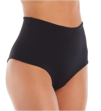 L Space Solid Portia High Waist Swim Bottom