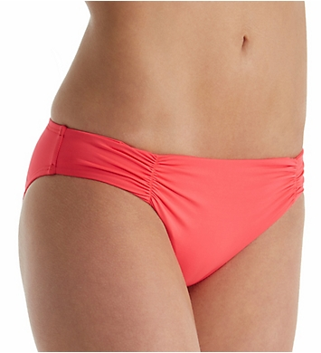 L Space Solid Monique Full Cut Swim Bottom