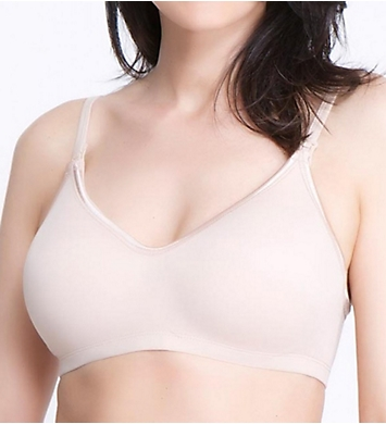 La Leche League Soft Cup Padded Nursing Bra
