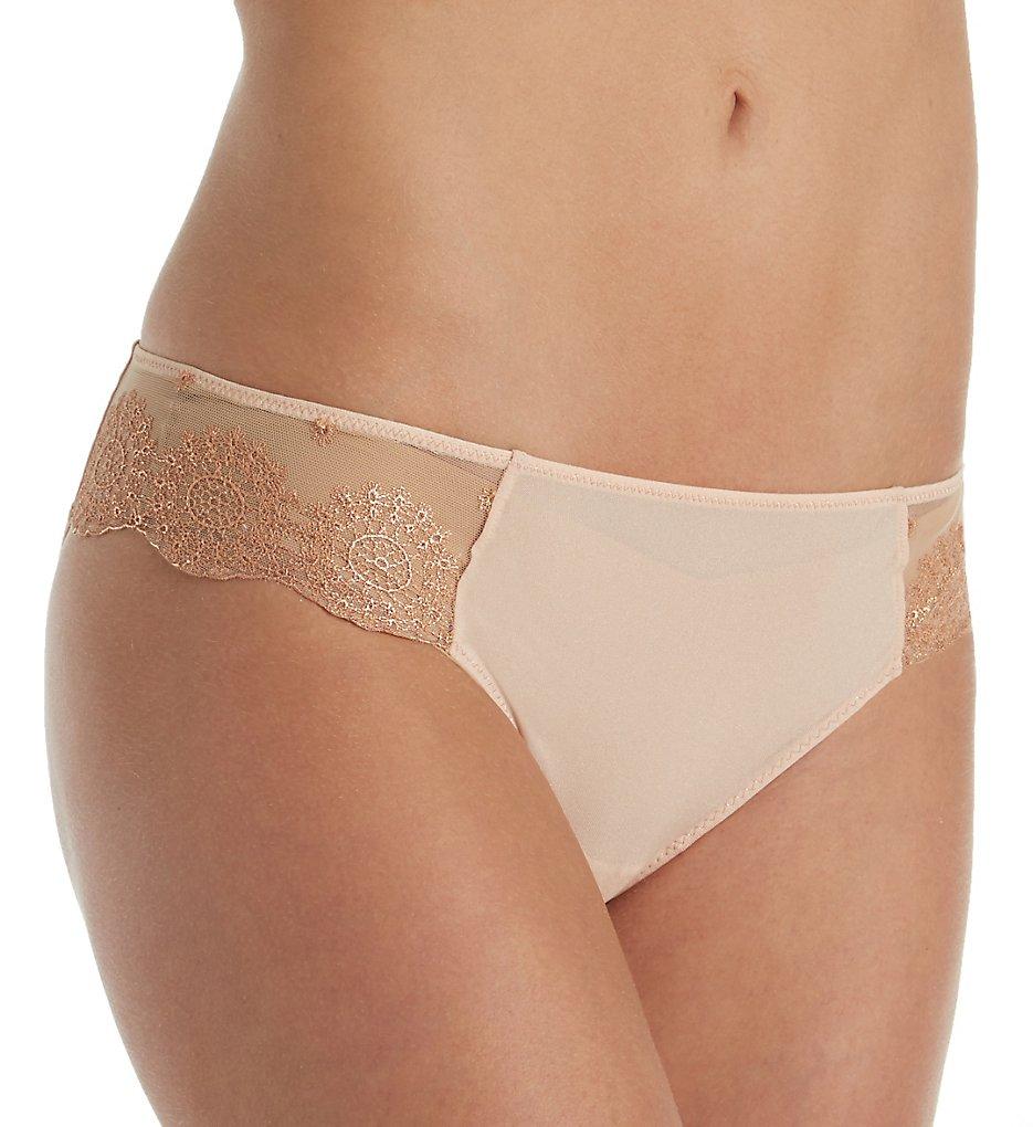 La Perla 12670 Moonstone Medium Brief Bikini Panty