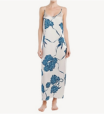 La Perla Seta Silk Long Nightgown