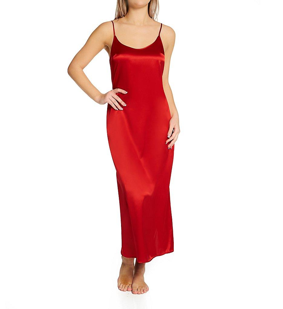 La Perla Seta Silk Long Nightgown 20292 - La Perla Sleepwear