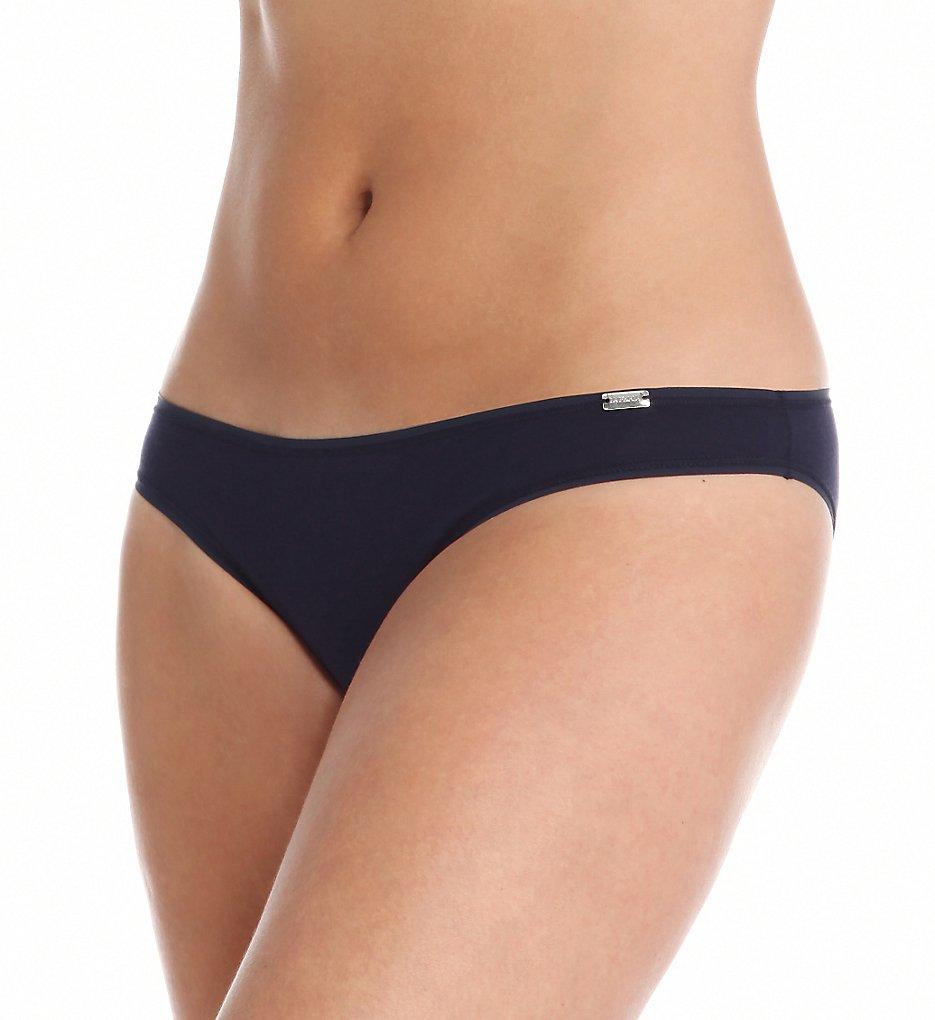 La Perla >> La Perla 20328 New Project Bikini Panty (Blue XL)
