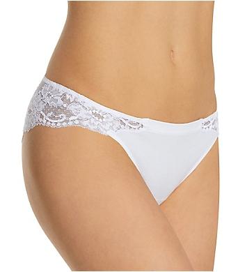 La Perla Souple Lace Trim Brazilian Panty
