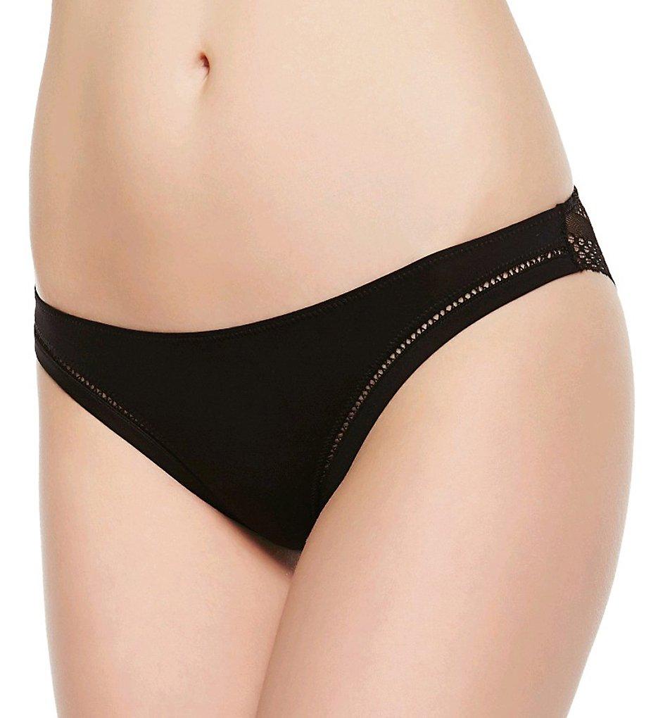 La Perla >> La Perla 21183 Myrta Brazilian Panty (Nero L)