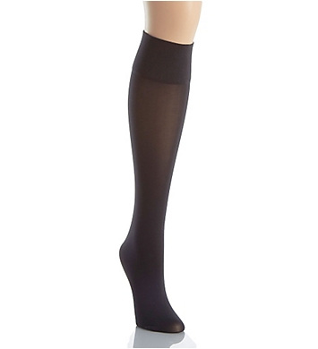 La Perla Calze Microfiber Opaque Knee Highs