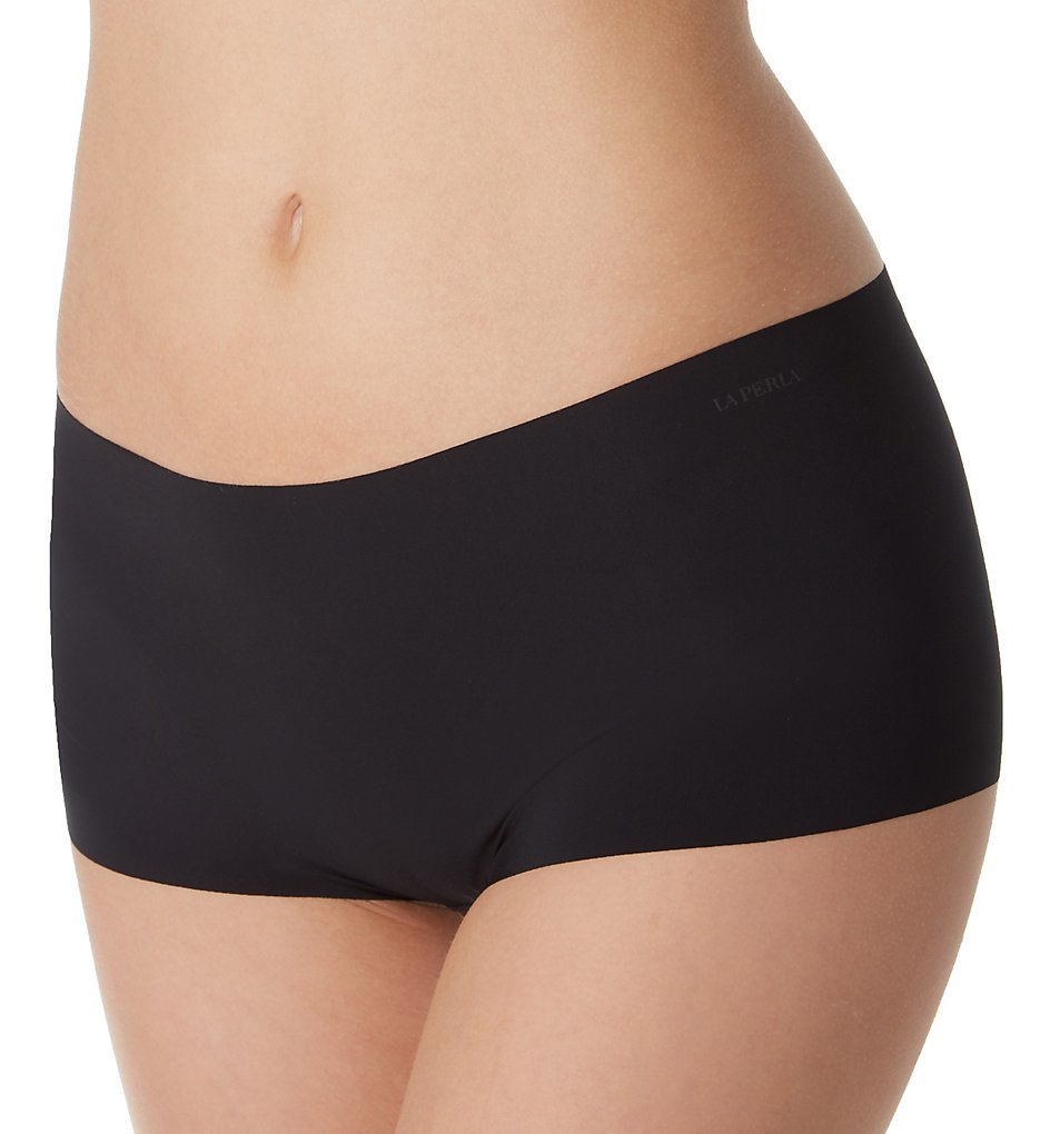 La Perla - La Perla 28870 Second Skin Shorty Panty (Black L)