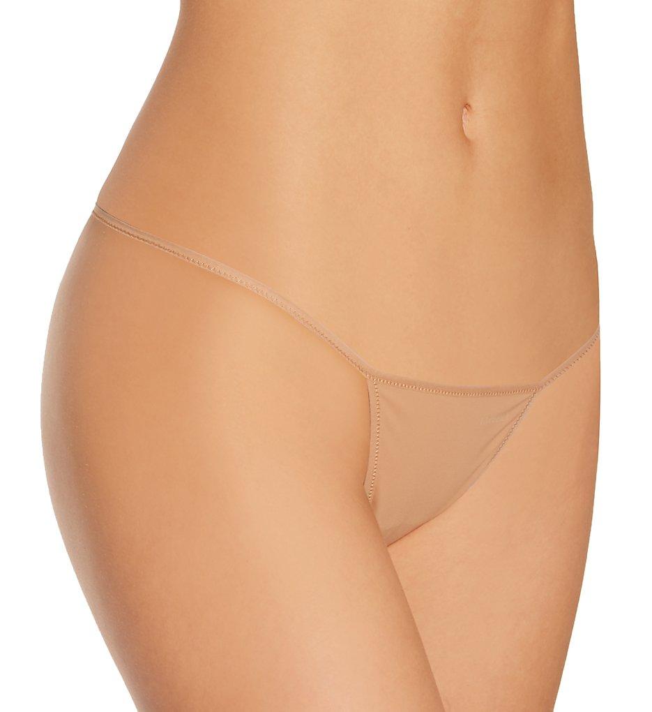 La Perla 29600 Second Skin G-String Panty (Nude XL)