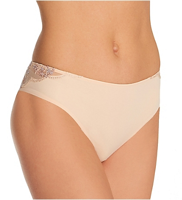 La Perla Flower Explosion Medium Brief Panty