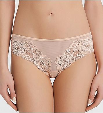 La Perla Tres Souple Lace Bikini Panty