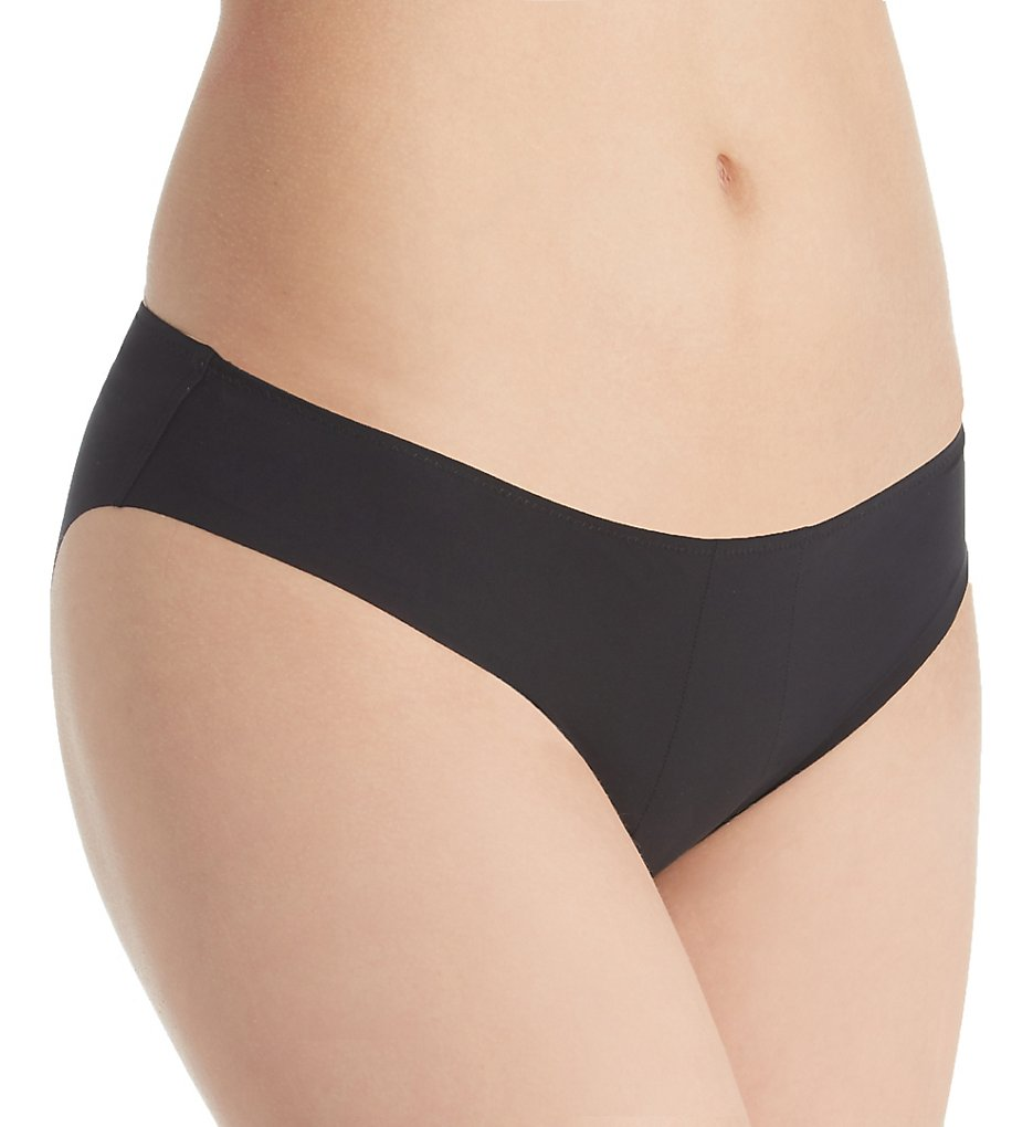 La Perla : La Perla 6100 Update Laser Cut Bikini Brief Panty (Black XS)