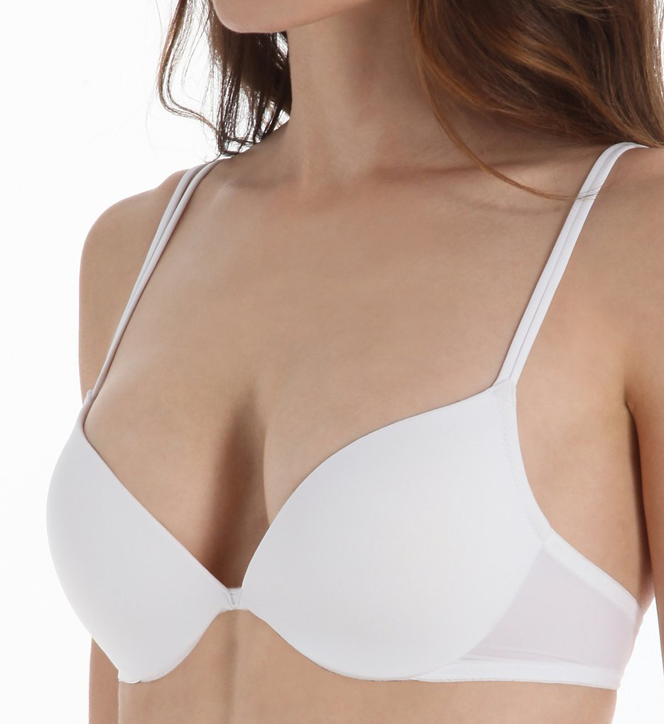 La Perla : La Perla 904121 Update Push-Up Bra (White 32A)