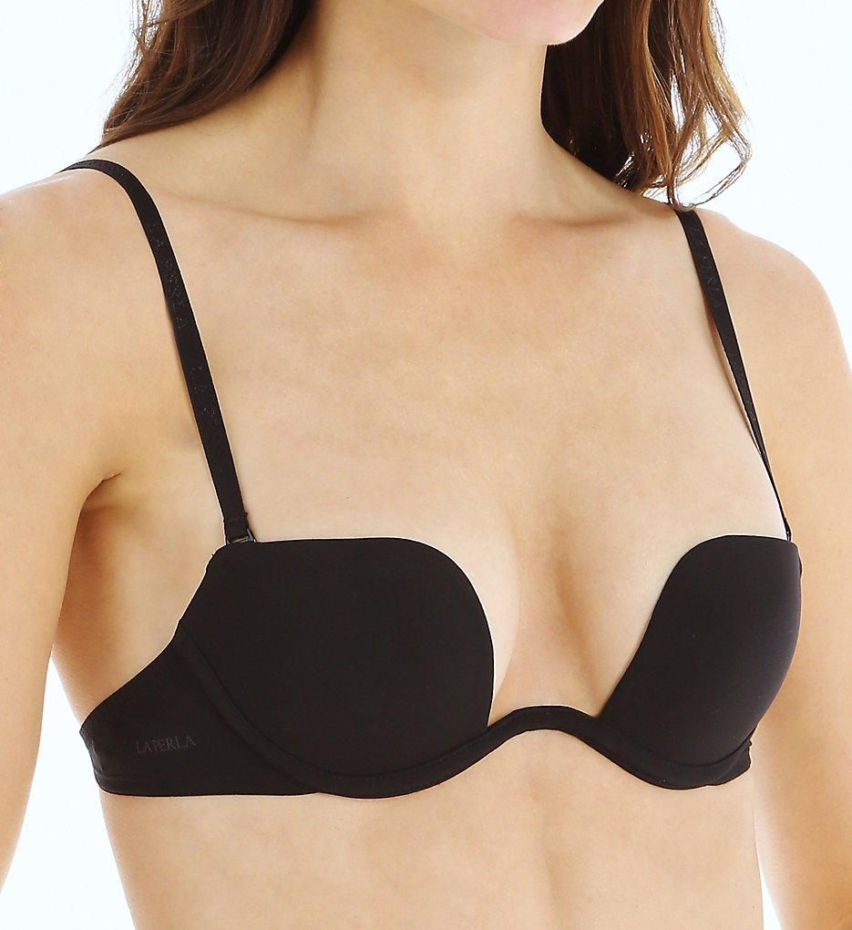 La Perla - La Perla 904186 Update Multi Purpose Bra (Black 34B)