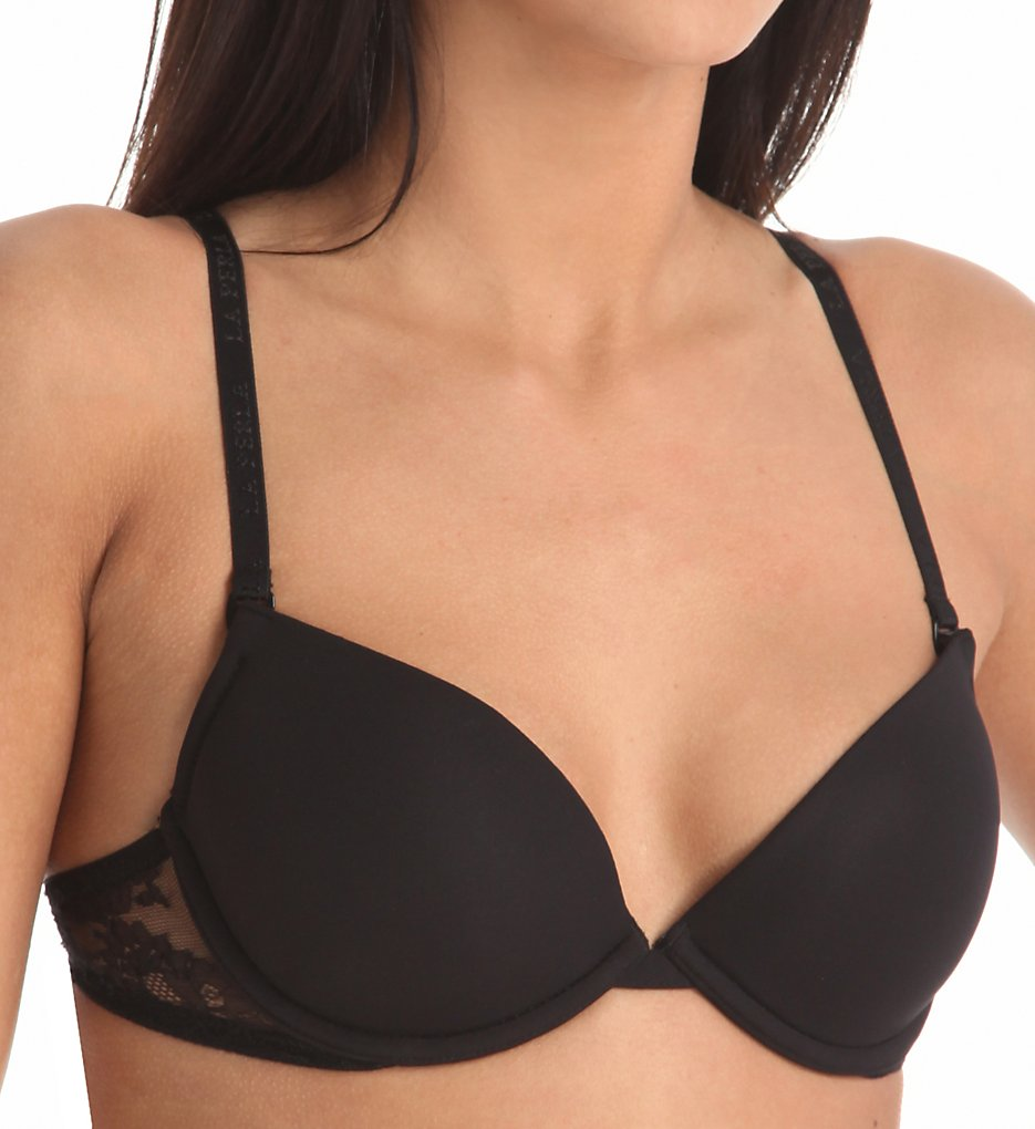 La Perla : La Perla 905892 Shape Allure Push Up Bra (Black 32B)