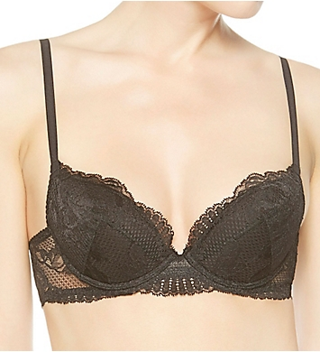La Perla Begonia Lace Push-Up Bra