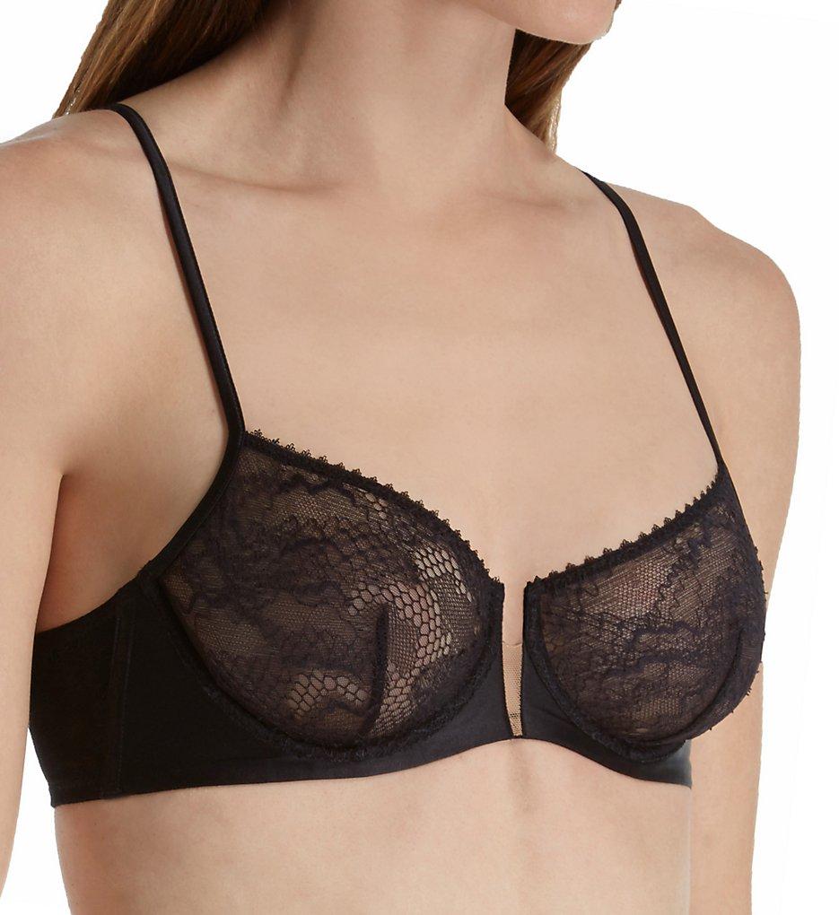 La Perla - La Perla 906717 Lace Harmony Underwire Bra (Black 34D)