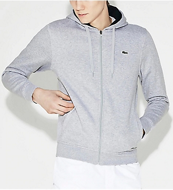 Lacoste Sport Tennis Fleece Full Zip Hoodie