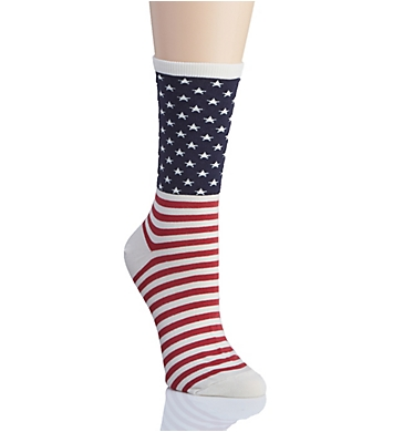 Lauren Ralph Lauren Polo Singles Stars & Stripes Trouser Socks