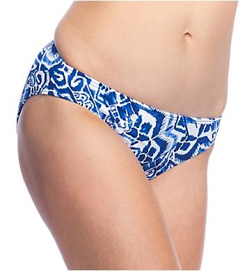 Lauren Ralph Lauren Bias Tribal Ikat Print Hipster Swim Bottom