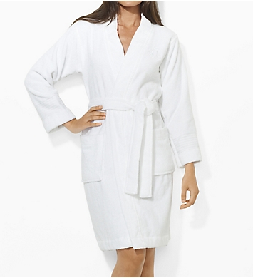 Lauren Ralph Lauren Sleepwear Greenwich Terry Robe