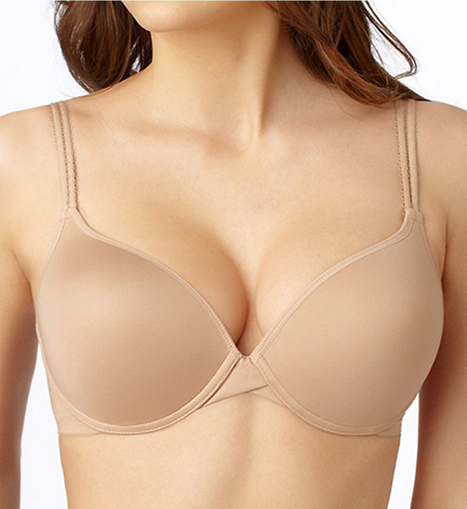 Le Mystere >> Le Mystere 2215 Gigi Push Up Bra (Natural 32A)