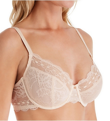Le Mystere Light Luxury Cut & Sew Lace Underwire Bra