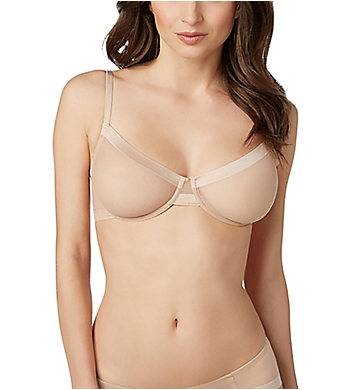Le Mystere Infinite Sheer Unlined Underwire Bra