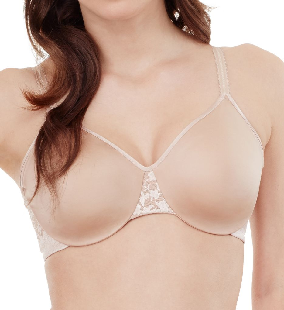 Le Mystere Smooth Profile Smoothing Minimizer Underwire Bra