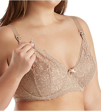 Leading Lady Dreamy Comfort 3 Part Cup Nursing Bra