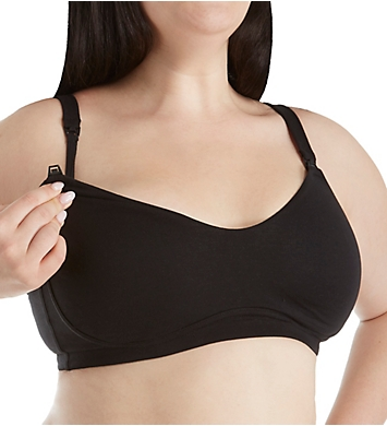 Leading Lady Cotton Wirefree Sports Nursing Bra