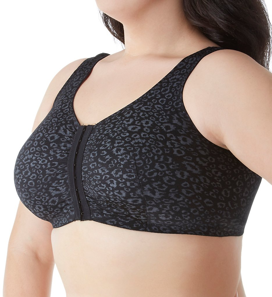 a184f073b0 Leading Lady Front Closure Sleep and Leisure Bra 5420 - Leading Lady ...