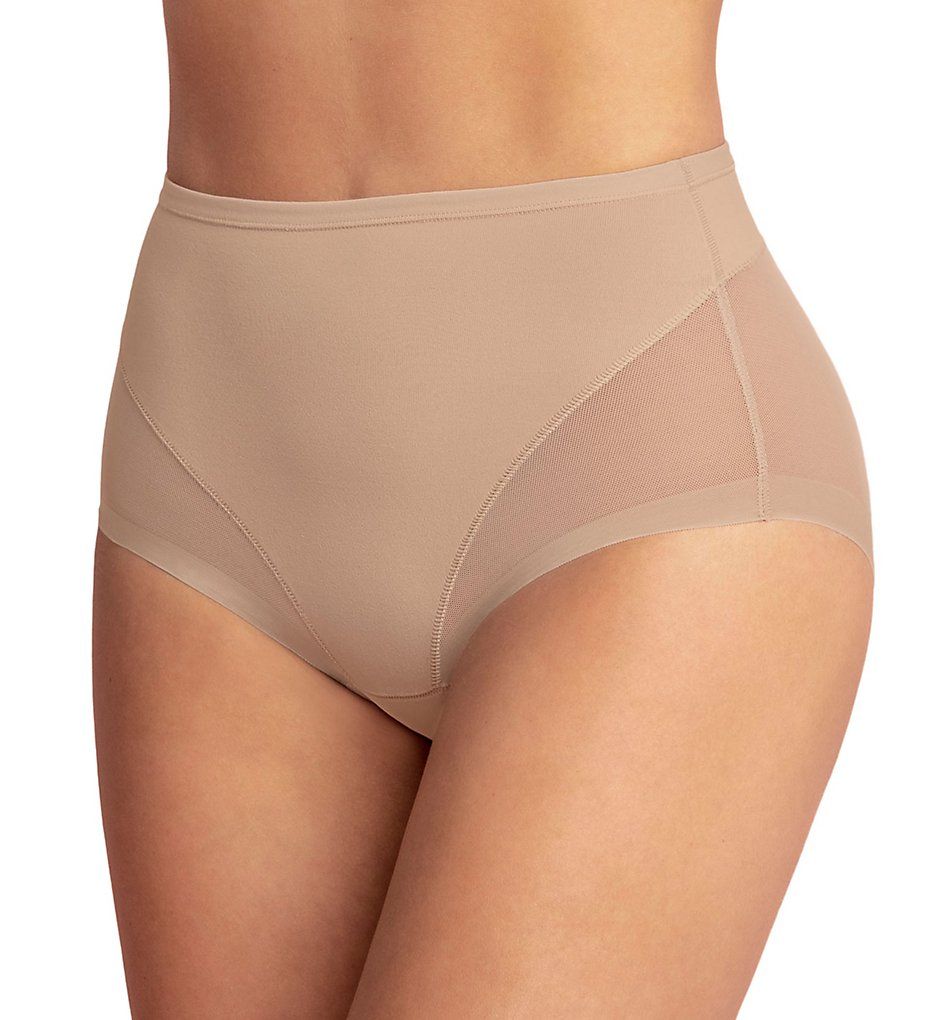 Leonisa - Leonisa 012657 Truly Undetectable Comfy Shaping Panty (Nude S)
