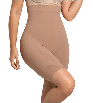 Leonisa SkinFuse Invisible High Waist-to-Thigh Body Shaper