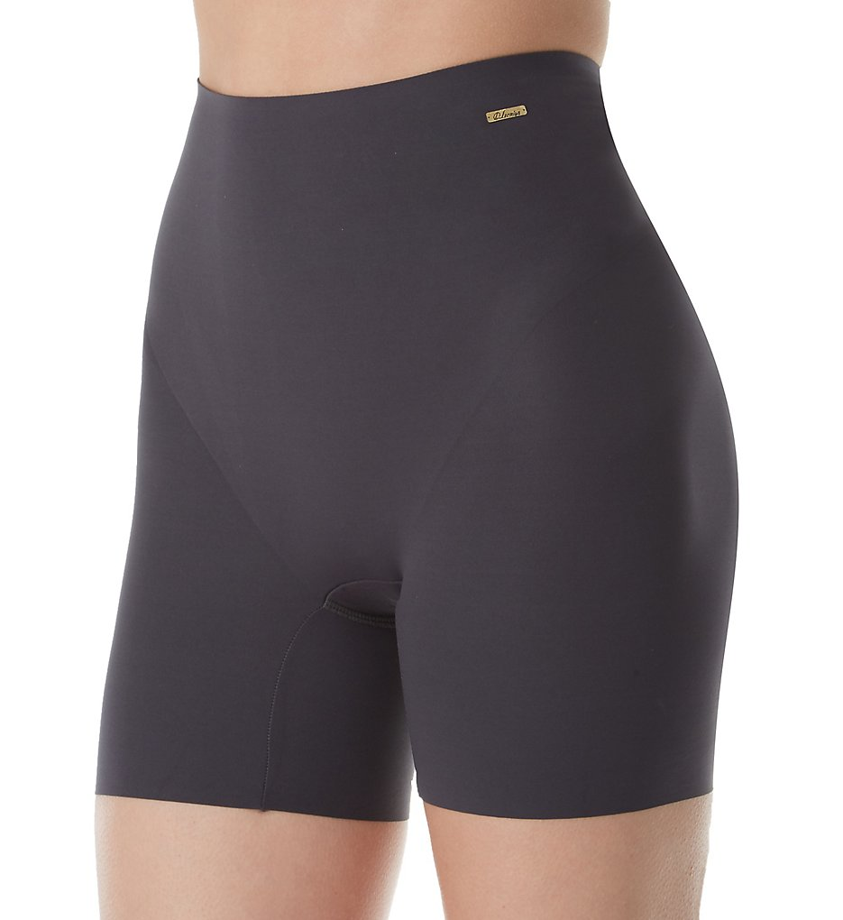 Leonisa - Leonisa 012889 Undetectable Padded Butt Lift Shaper Short (Black S)
