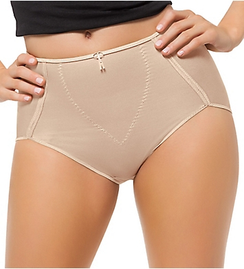 Leonisa High Cut Moderate Control Panty