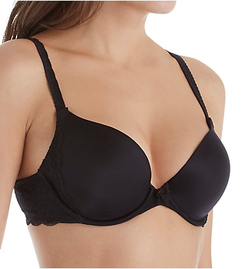 360bf7ad9e5 Lily Of France Your Perfect Lift Lace Underwire Push Up Bra 175295L ...
