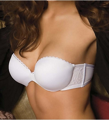 Lily Of France Gel Touch Strapless Bra