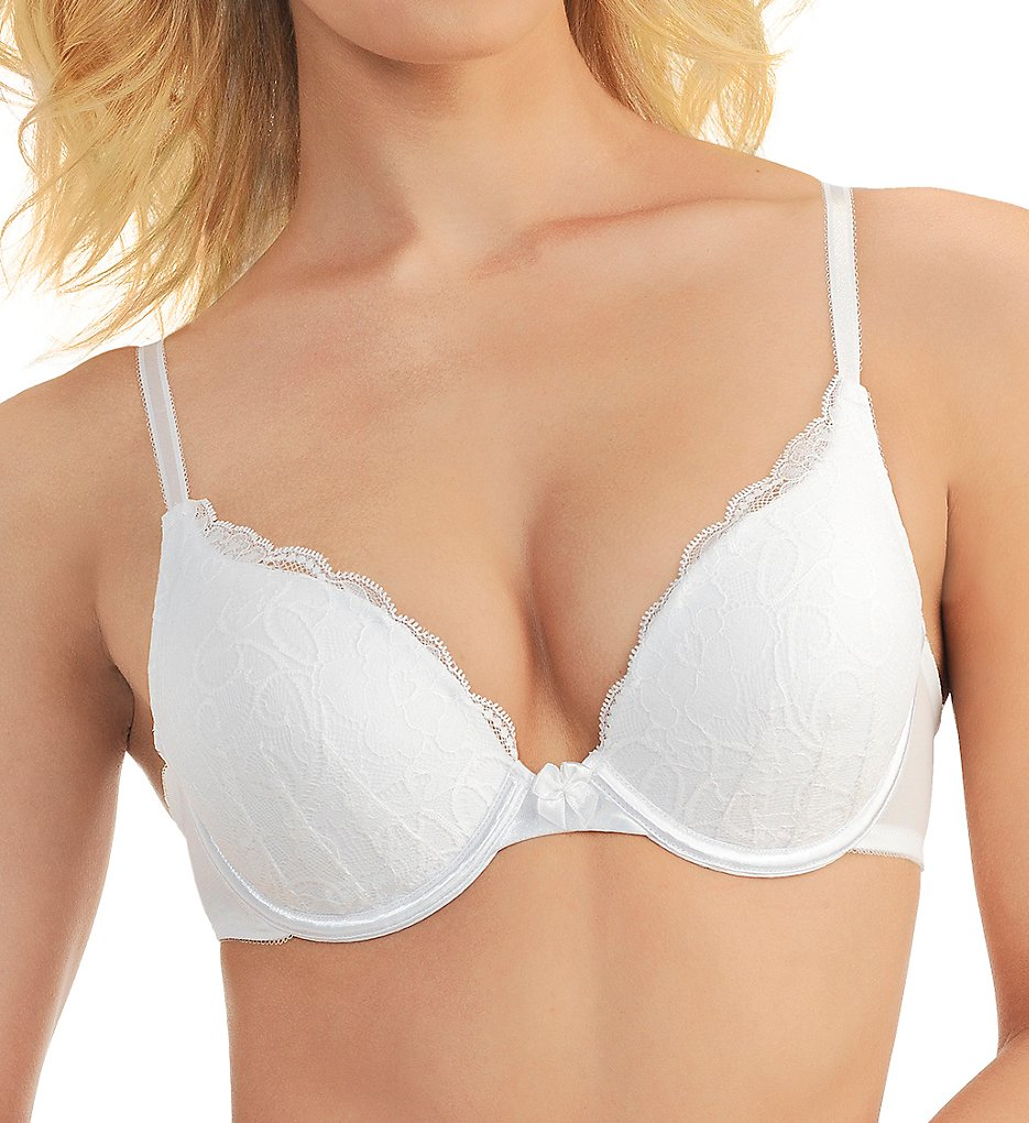 Lily Of France 2131701 Soiree Extreme Ego Boost Lace Bra