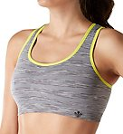 Reversible Medium-Impact Sports Bra