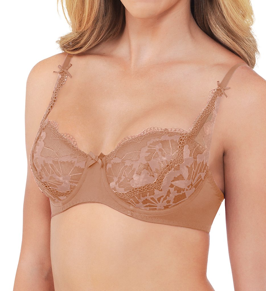 Lily Of France 2177192 Modern Unlined Underwire Bra