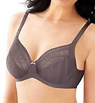 Enchantment 3 Section Mesh Minimizer Bra
